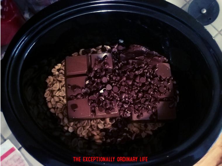 Peanut Clusters Recipe