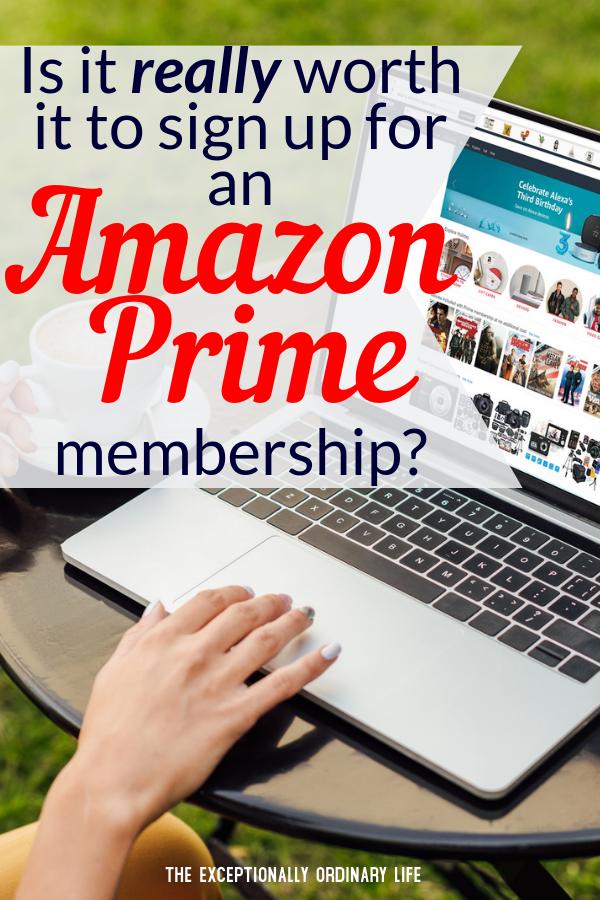 Is Amazon Prime worth it