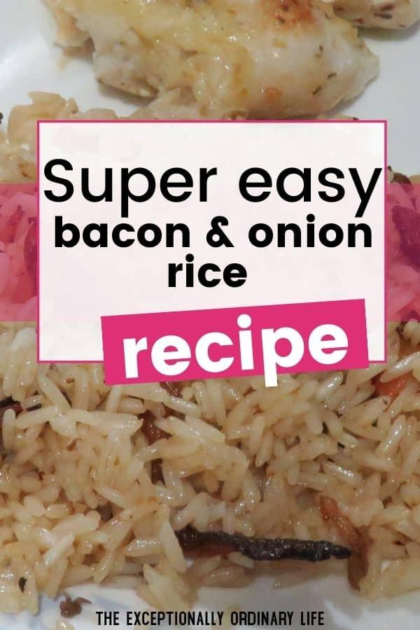 bacon-and-onion-rice-recipe-easy