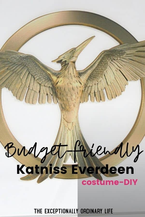 Budget-friendly Katniss Everdeen DIY costume
